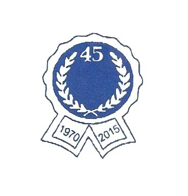 45th Aniversary Blue Ribbon